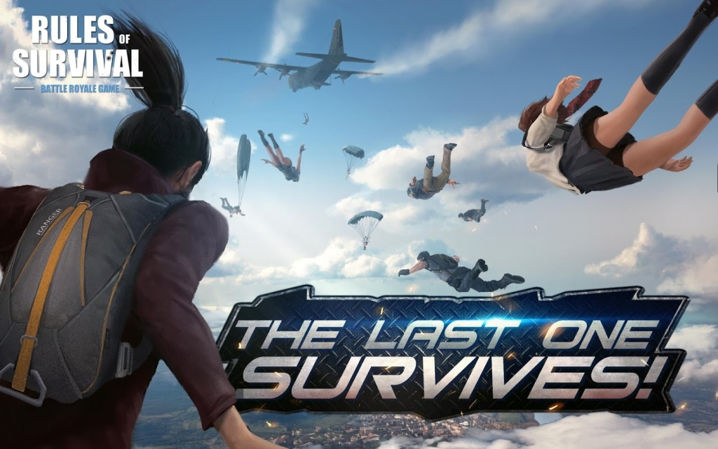 rules of survival hack account